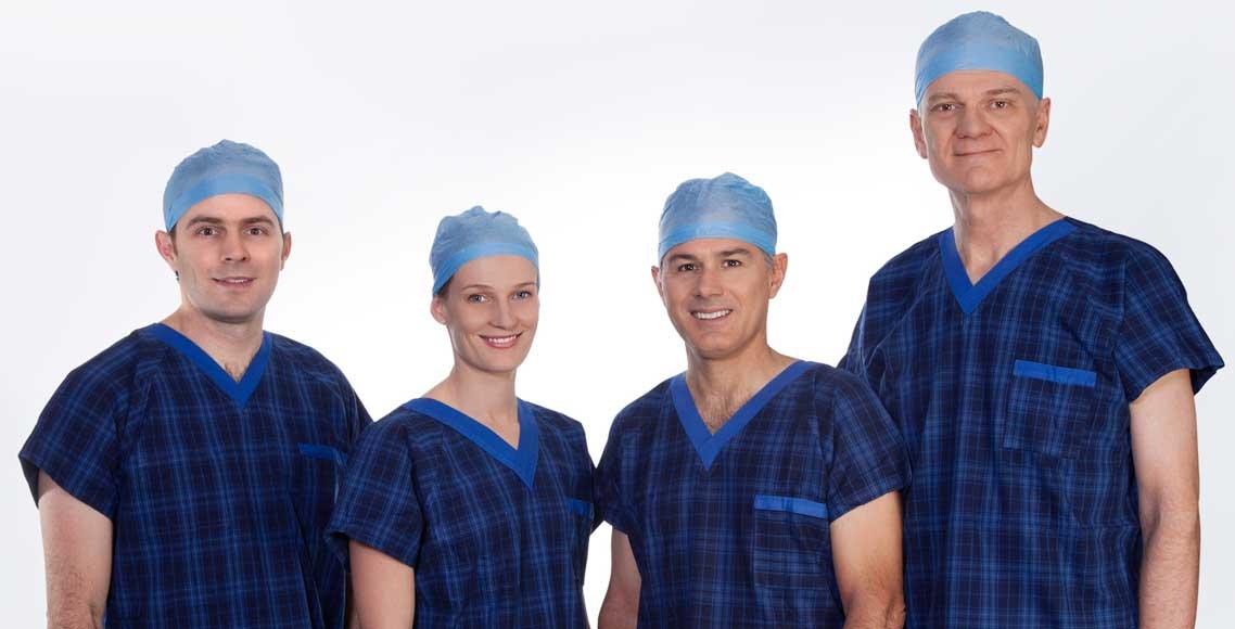 Wesley Urology Clinic doctors - Brisbane Urology